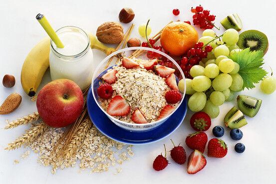 Зож питание рецепты. Меню на каждый день для здорового образа жизни: правильное питание