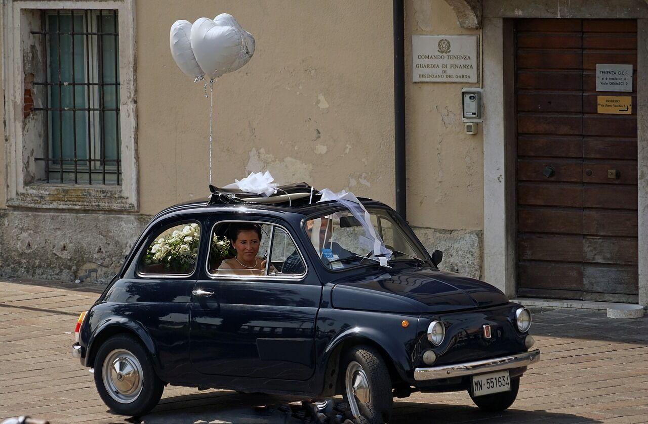 Photo of Свадебный бизнес на собственном автомобиле. 3 бизнес-идеи и один маленький бонус