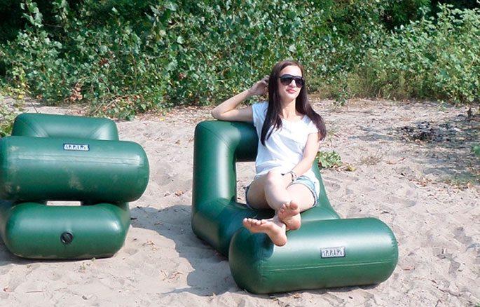 надувное сиденье для лодки пвх уфа